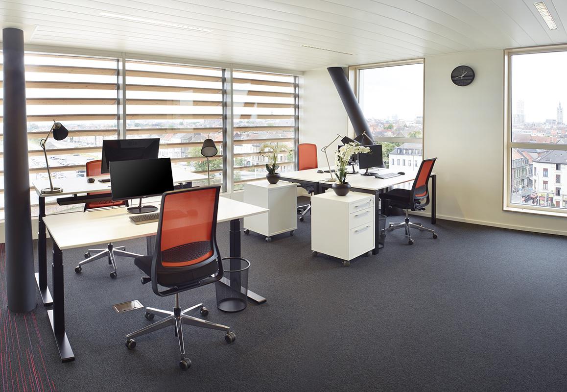 Vaste kantoren